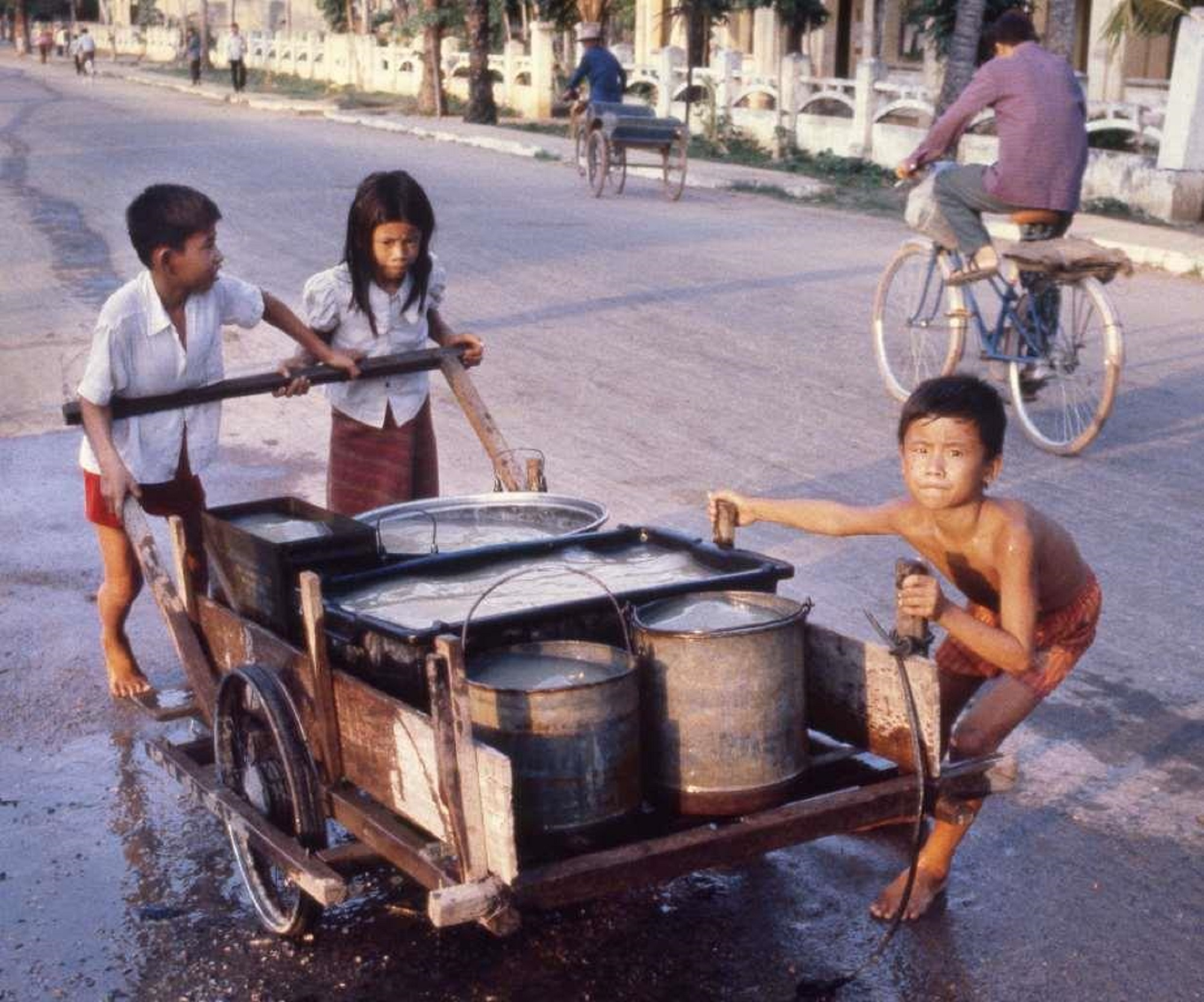 Cambodia reawakening – One year after the Khmer Rouge